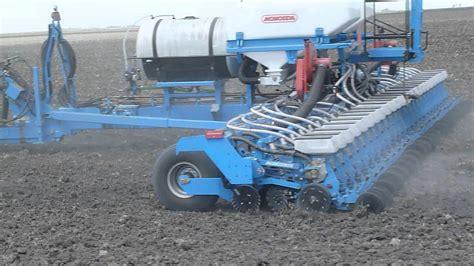 Monosem Planters by Planting Corn With A Monosem Planter
