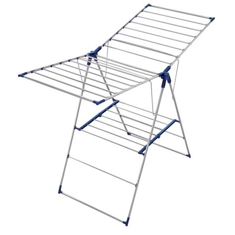 Leifheit portable gullwing y airer roma 150 drying rack urban clotheslines