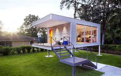 modern tiny home in savannah the suburban think tank architects and artisans