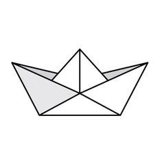 paper boat line drawing paper plane drawing tumblr paper airplanes drawings paper