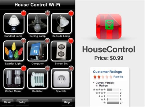 control lights with iphone how to automate your house with your iphone 171 iphone appstorm