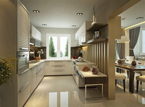kitchen space interior designs filled with texture