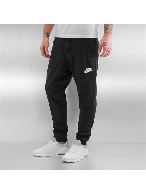 nike herren jogginghose sportswear advance   schwarz