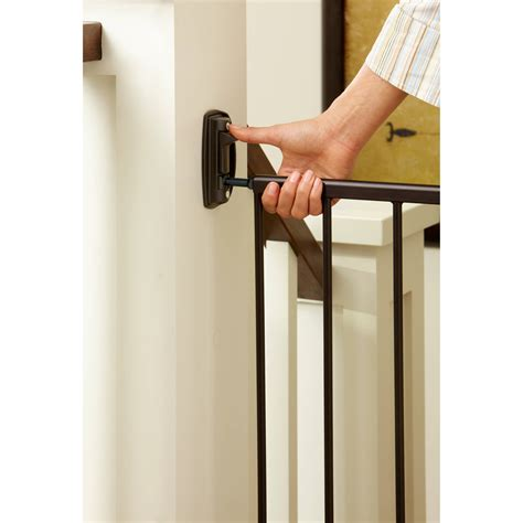 pressure mounted swing gate pressure mounted baby gate pressure mounted regalo easy