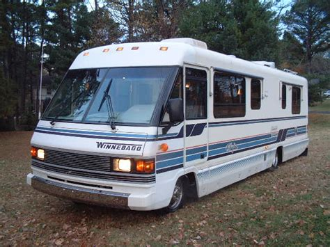 1992 winnebago chieftain motorhome