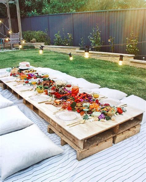 backyard picnic ideas best 25 backyard picnic ideas on pinterest picnic