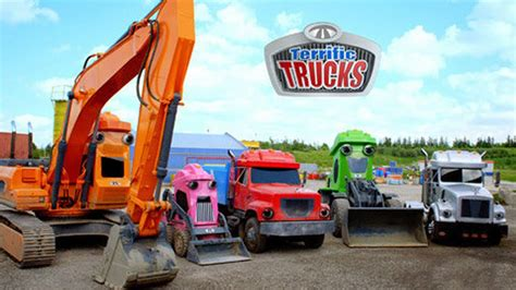 truck tv terrific trucks tv terrific team match up