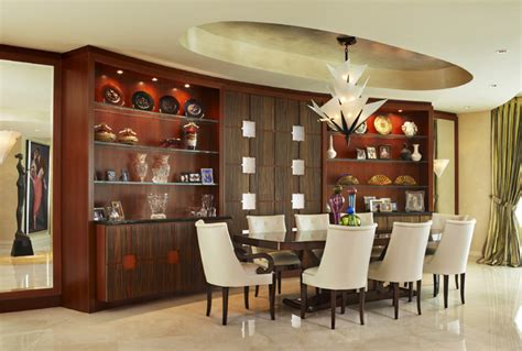 Sellers Kitchen Cabinet aventura contemporary dining room miami by arnold