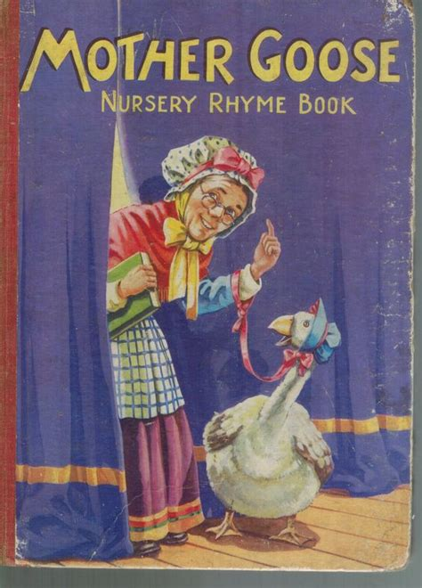 Mother Goose Nursery Rhyme Books by Mother Goose Nursery Rhyme Book Published By Birn