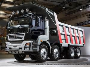 Truck Accessories India India Made Trucks From Bharatbenz Revealed In Germany