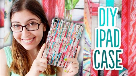 Rainbow Bedroom Ideas how to make a diy ipad case out of magazines youtube