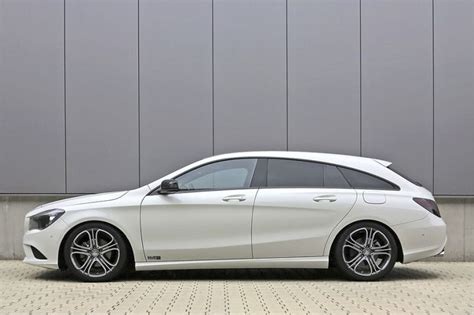 Tieferlegung Cla Shooting Brake by Mercedes Cla Shooting Brake 25mm Tiefer Dank H R