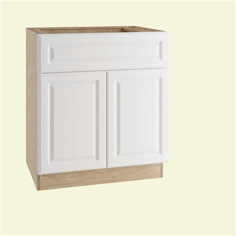 Kitchen Sink Base Cabinet With Drawers Hton Bay Hton Assembled 24x34 5x24 In Drawer Base Kitchen Cabinet With Bearing