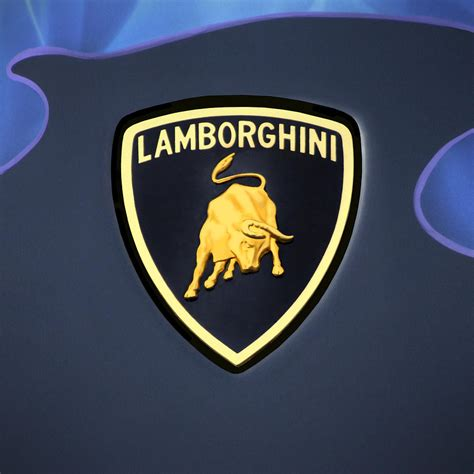 lamborghini badge lamborghini emblem by mike mcglothlen