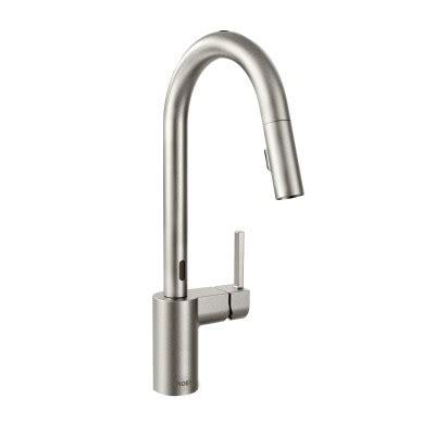 moen touch kitchen faucet 2018 best touchless kitchen faucet reviews 2019 motion sensor automatic free
