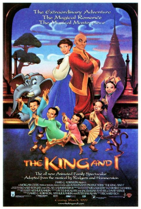 film critical eleven full review 25 the king and i 1999 animated 1 5 the