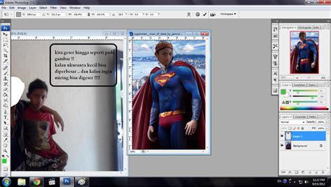 cara edit foto orang di photoshop cara mudah edit foto orang dengan foto orang lain di