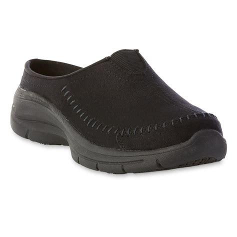 wide width clogs for athletech s milo black clog sneaker wide width