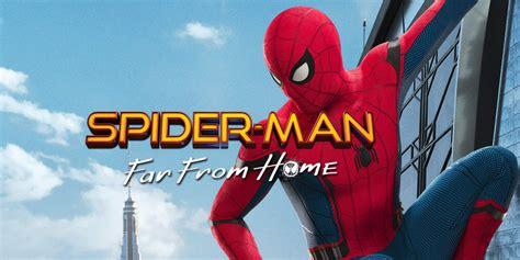 spider man   home  teaser poster surfaces