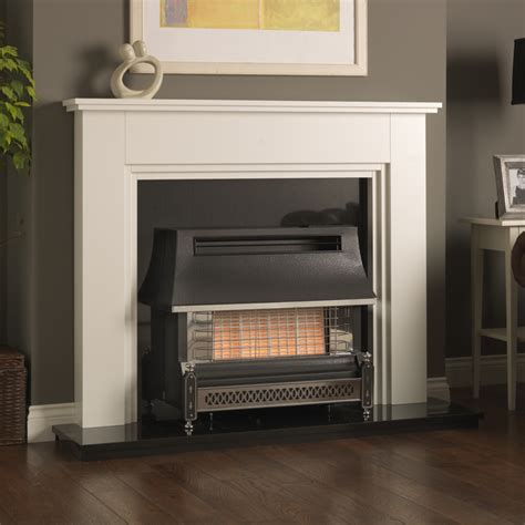 radiant heat fireplace radiant fireplace by design