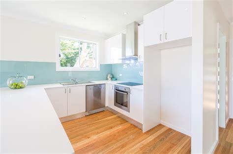 kitchens for flats bilgola sydney flat project style kitchen