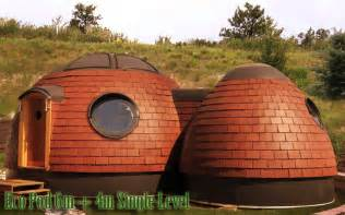energy efficient eco pod home art