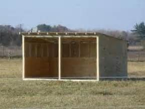 plans for loafing shed free pdf pole barn house plans with