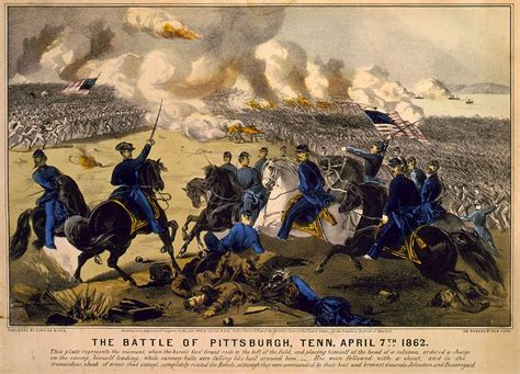 battle of shiloh battle of shiloh national geographic society