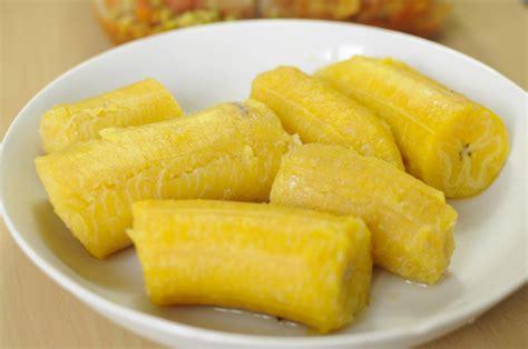 comment cuisiner des bananes plantain cuisiner banane plantain recettes voyage en