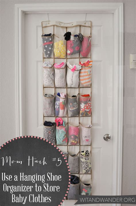 lifestyle organizing a new way to think 15 totally genius ways to organize baby clothes