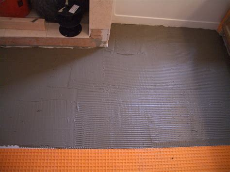 installing heated floors in bathroom nice how to install suntouch warmwire in floor heating