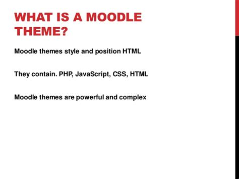 moodle theme include javascript building a moodle theme with bootstrap