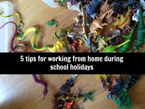 5 tips for working from home huffpost 5 tips for working from home during school holidays