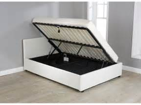 Bed Frame With Storage Lift Lift Up Storage Beds Bench With Storage