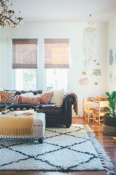 decorative rugs for living room 17 best ideas about bohemian living rooms on pinterest
