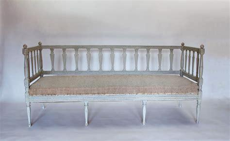 Sofas Und B 228 Nke Gustavianisch