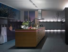 Led Lighting For Kitchens Kitchen Planning And Design Kitchen Lighting Ideas