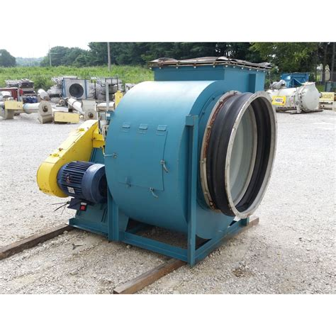 city exhaust fans used 23 750 cfm 3 quot sp city fan blower industrial