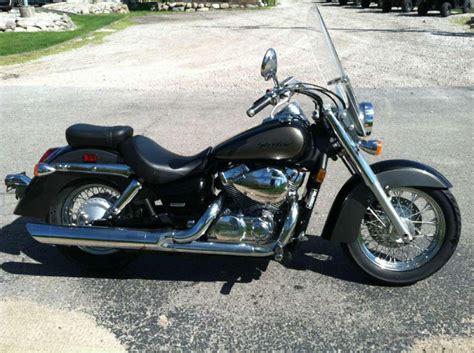 honda shadow aero 2007 honda shadow aero vt750 cruiser for sale on 2040 motos