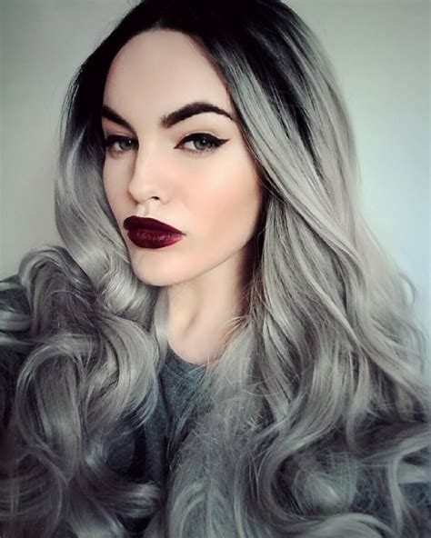 best colors for grey hair best hair color gray coverage
