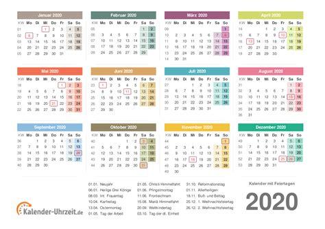 kw kalender  kalender