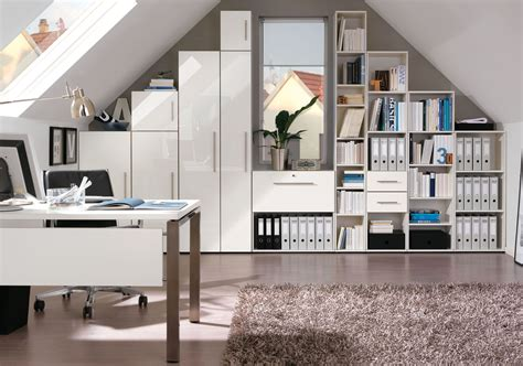 büro einrichten skandinavisches wohnzimmer beige grau