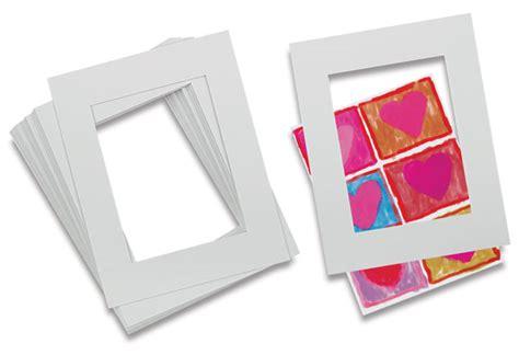 Pre Cut Photo Mat value pre cut mats blick materials