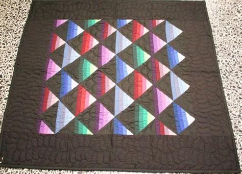 Amish Patchwork - vintage amish patchwork quilt quot stripes quot