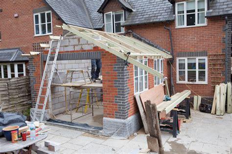 House extension, Laverstoke Lane.   Ben Hand Builder