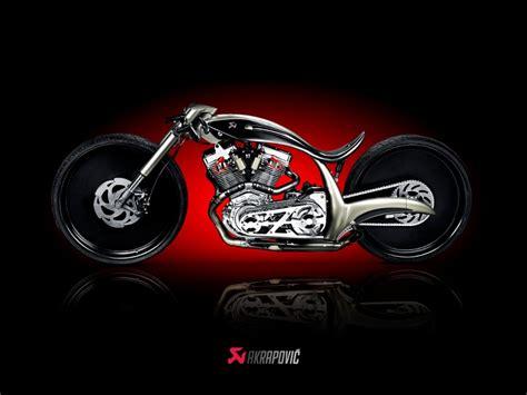 T V Preise Motorrad by Akrapovic Morsus Custombike Carbon Und Titan In
