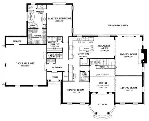 floor plan of a 3 bedroom house 3 bedroom bungalow floor plans with garage house flooring