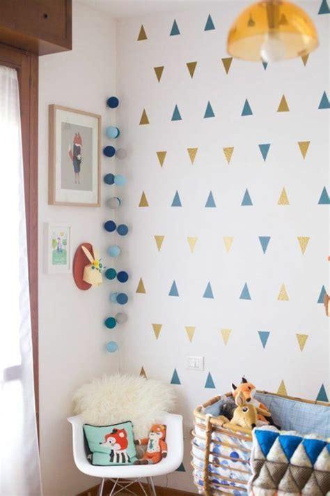wandlen nordisch niedliche babyzimmer wandgestaltung inspirierende