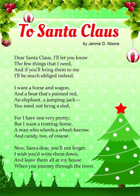 childrens christmas poems christian about trees poems for celebration all about