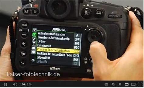 tutorial video nikon d800 kaiser video tutorial zur nikon d800 fotointern ch